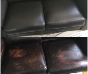 leather restoration in cheshire